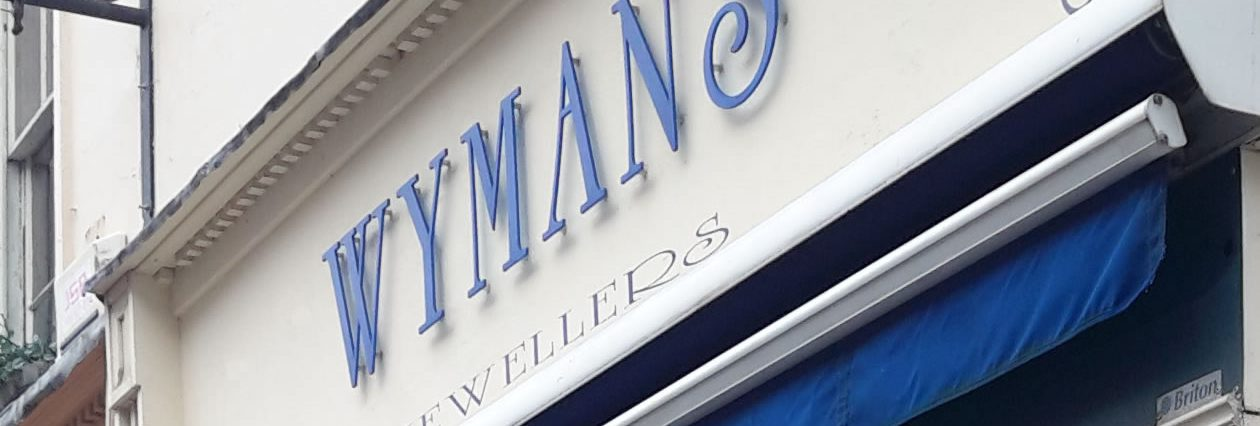Wymans Jewellers of Leamignton Spa